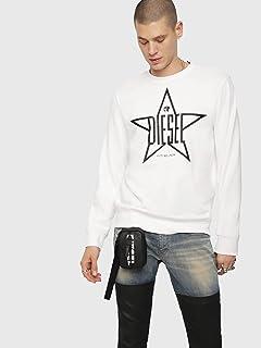 Diesel Men's S-gir-ya Sweat-shirt Sweatshirt