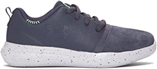 Under Armour Pre-School UA Charged 24/7 Low Suede 11K Stealth Gray