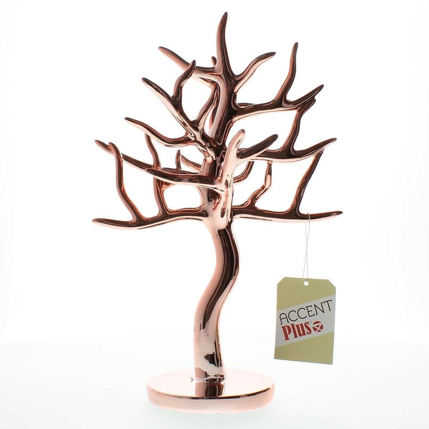 Jewelry Holder Organizer,paris Unique Ring Jewelry Holder Rose Gold Jewelry Tree