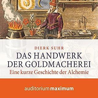 Das Handwerk der Goldmacherei Titelbild