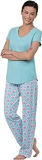 PajamaGram Pajamas for Women - Short Sleeve Pajamas for Women