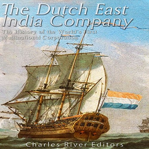 The Dutch East India Company audiobook cover art