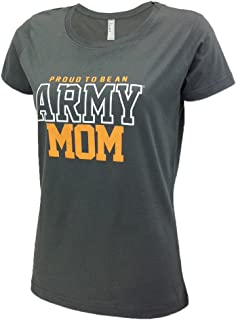 Army Women's Proud Mom T-Shirt