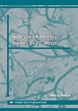 Non-Stoichiometric Oxides of 3D-Metals: Diagrams of the Concentration of Point Defects (Materials Science Foundations)