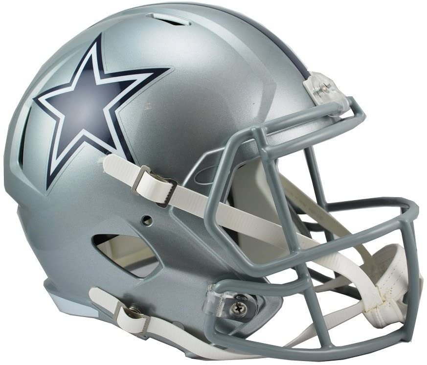 Riddell NFL Dallas outlet Cowboys Elegant Full Speed Football Helm Replica Size