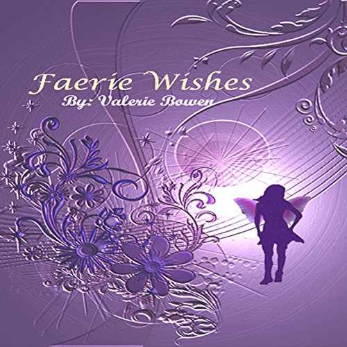 Faerie Wishes audiobook cover art