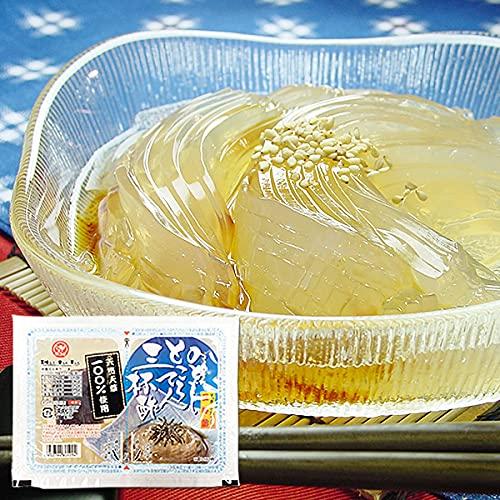 ヨコオデイリーフーズ のどごしところてん三杯酢 150g(1個2パック)×12個