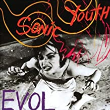 sonic youth evol lp