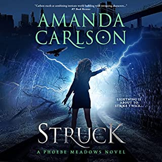 Struck cover art