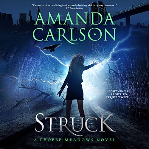 Struck audiobook cover art
