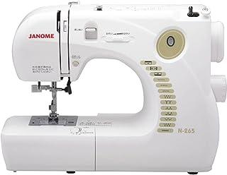 JANOME 電子速度制御ミシン N-265