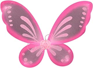 Butterfly Fairy Wings Dress Up Wings Birthday Party Favor Accessory Halloween Costume