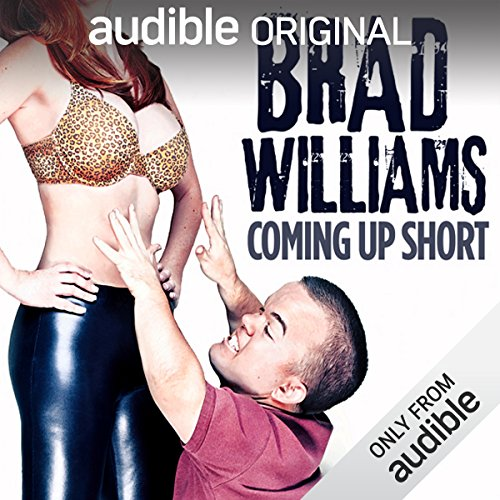 Coming Up Short audiobook cover art