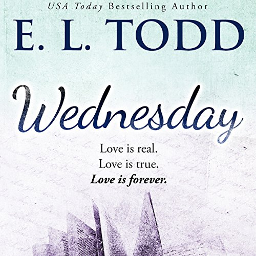 Wednesday     Timeless Series, Book 3              By:                                                                                                                                 E. L. Todd                               Narrated by:                                                                                                                                 Michael Ferraiuolo,                                                                                        Lia Langola                      Length: 9 hrs and 9 mins     1 rating     Overall 3.0