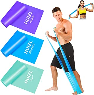 Fitnessbänder Set Lang Fitnessband widerstandsbänder krafttraining Theraband Resistance..