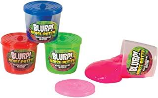 Raymond Geddes Blurp Noise Puddy, Set of 36 (70123)