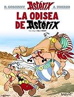 Asterix in Spanish: La Odisea de Asterix