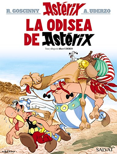 La odisea de Astérix (Castellano - A Partir De 10 Años - Astérix - La Colección Clásica)