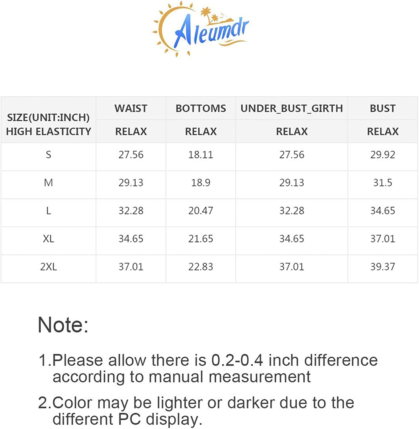 Aleumdr Womens Racerback Color Block Print Tankini Swimsuits with Boyshorts Ruffle Two Piece Bathing Suit