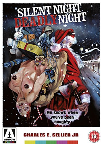 Silent Night, Deadly Night [DVD] [1984] [Reino Unido]