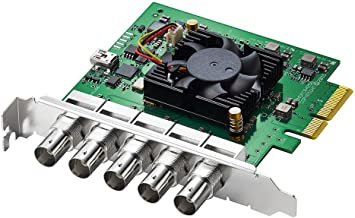Blackmagic Design DeckLink Duo 2 4ch SDI Playback and Capture Card BMD-BDLKDUO2