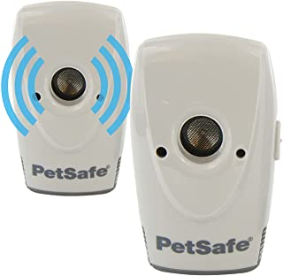 PetSafe Multi-Room Indoor Dog Bark Control - Ultrasonic Device to Deter Barking Dogs - No Collar Needed - Up to 25 ft Rang...