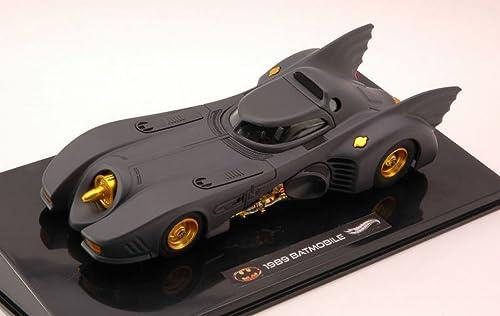 Hot Wheels HWX5494 Batmobile Batman 1989 1 43 MODELLINO DIE CAST Model kompatibel mit