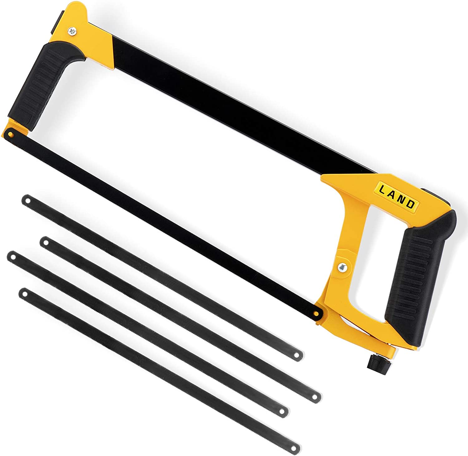 LAND 12 Soldering 35% OFF Inch Hacksaw - Heavy Duty Extra Coping High-C Saw 4 with