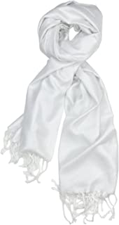 Sparkling Metallic Pashmina Shawl Wrap Scarf for Wedding Evening Dress
