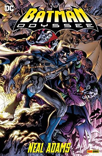 Batman: Odyssee (German Edition)