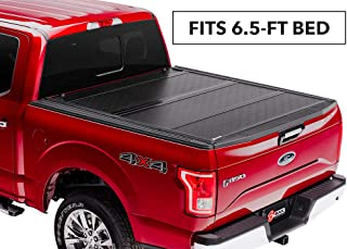 BAKFlip G2 Hard Folding Truck Bed Tonneau Cover | 226327 | fits 2015-19 Ford F150 6' 6