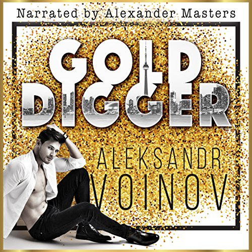 Gold Digger audiobook cover art
