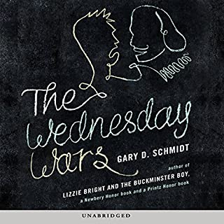 The Wednesday Wars cover art