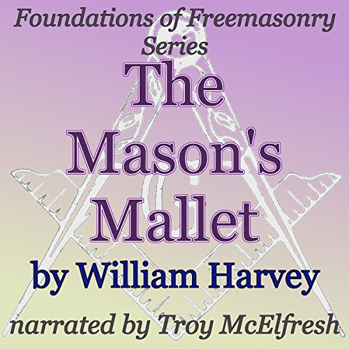 The Mason's Mallet audiobook cover art