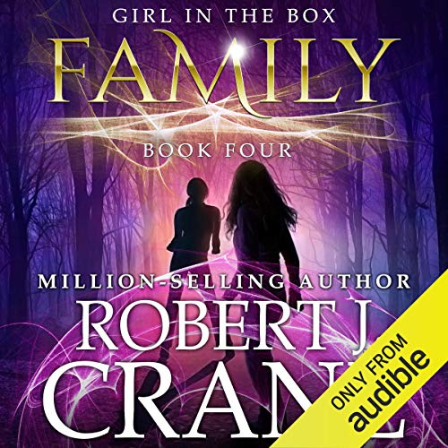 Family: The Girl in the Box, Book 4 cover art