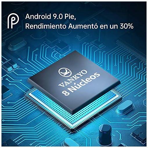 Tablet 10 Pulgadas Vankyo S20 Tableta de Procesador Octa-Core, 64GB ROM y 3G RAM, 8MP y 5MP Cámara, Android 9.0, WiFi… 2