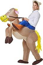YEAHBEER Inflatable Costume Blow Up Costume Halloween Cosplay Costumes