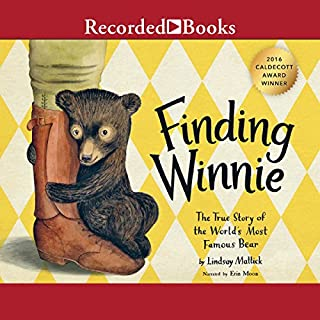Finding Winnie audiobook cover art