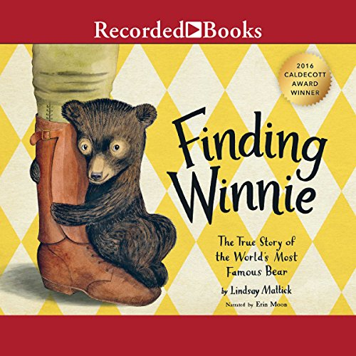 Finding Winnie audiobook cover art