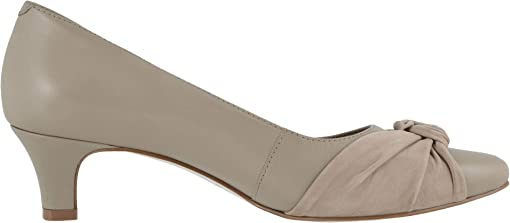 Light Taupe Leather/Light Taupe Nubuck