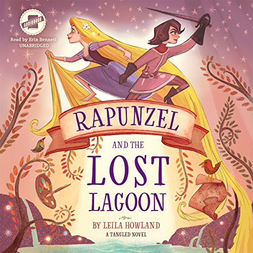 Rapunzel and the Lost Lagoon audiobook cover art