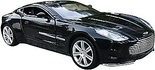 Yepmax Car Toys 1:32 Black Aston Martin Model Car
