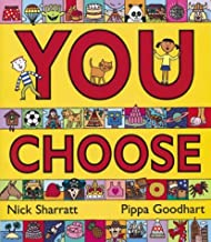 You Choose! by Pippa Goodhart (2003-10-02)