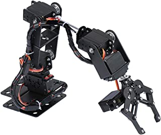 Amazon com: 6DOF Robot Arm: Toys & Games
