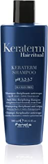 Fanola Keraterm Anti-frizz Disciplining Shampoo, 10.14 Ounce