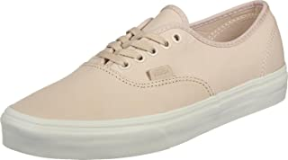 Vans Authentic DX Unisex Veggie Tan Leather Skateboarding Shoes (14.5 B(M) US Women / 13 D(M) US Men)