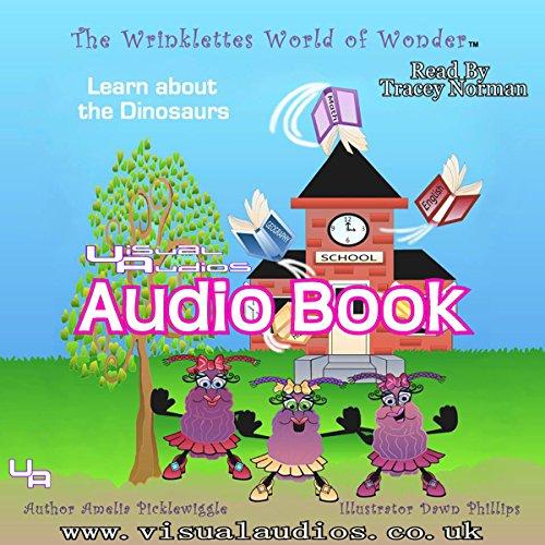 The Wrinklettes World of Wonder cover art
