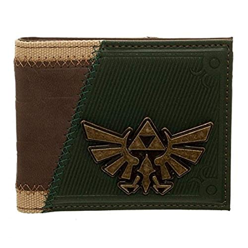 41ea55fdb8 Legend of Zelda Link's Costume Wallet