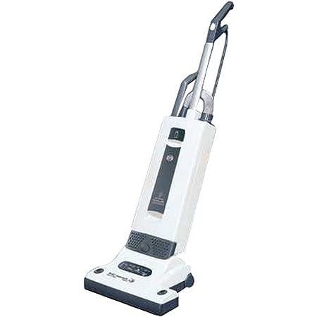 SEBO 9570AM Automatic X4 Upright Vacuum, White/Gray - Corded