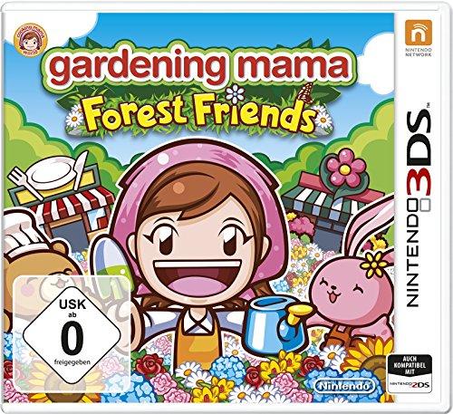 Nintendo Gardening Mama: Forest Friends - Juego (Nintendo 3DS, Niños)